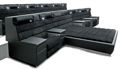 STAR SYSTEM - Home Theatre © Giform ®